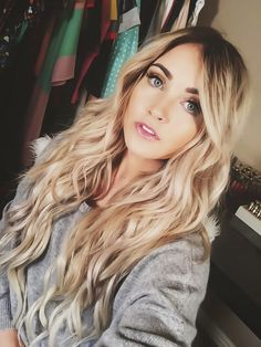 Mermaid waves hair tutorial. Cara Loren.