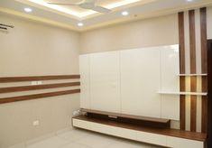 Tv Unit Interior Design, Tv Unit Design, House Ceiling Design, House Design, Lcd Units, Wall Unit Designs, Modern Tv Wall Units, Tv Cabinet Design, Plywood Kitchen