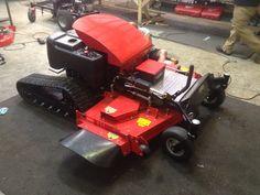TRX60 Remote Control Lawn Mower