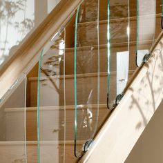 ClearView stair parts, modern/contemporary staircase.