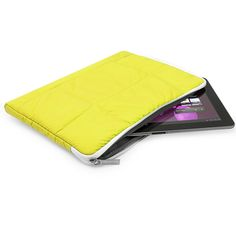 Lime Pillow case for tablets