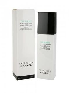 Chanel Gel Purete Cleanser - amazing stuff for oily/combo skin types.