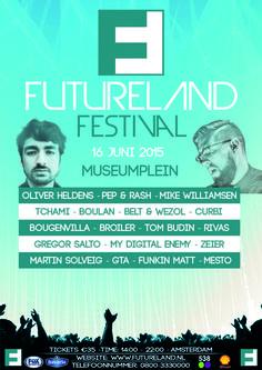 Festival Poster Jongeren Joris Boelen