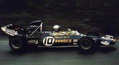 Mark Donohue / McLaren M19A / Ford