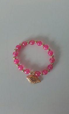 Golden mout bracelet