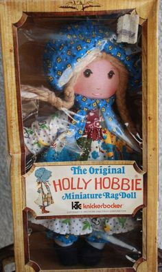 Holly Hobby Childhood Games, Childhood Memories, Vintage Children's Books, Vintage Dolls, Holly Hobbie, Cutest Thing Ever, Patch Kids, Toot, Sweet Memories