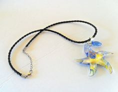 StarFish  Necklace by HahnMade on Etsy