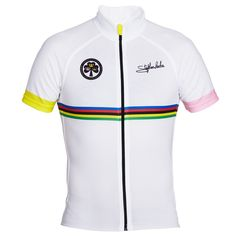 bfd8160ea World Champ + TdF + Giro   sweet Stephen Roche Cycling Jersey