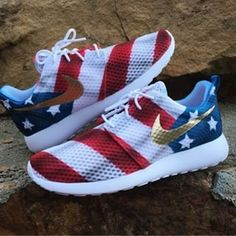 b3d9d75e3df8 Factory - Store on. American Flag Nike ShoesAmerican ...