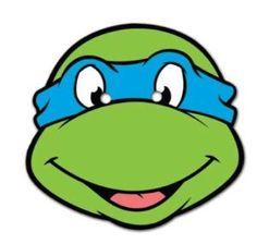 teenage mutant ninja turtles mask template - Google Search