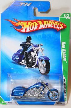 HotWheels 2009 SUPER Treasure Hunts BAD BAGGER #HotWheels