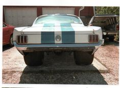 1966 Ford Mustang K Code Fastback For Sale - 15888443 - 2