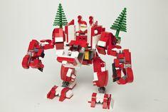 Lego Santa Bot - Imgur