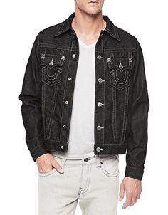 True Religion Men's Hand Picked Trucker Denim Jacket Rinse XL True Religion http://www.amazon.com/dp/B00X5YORFC/ref=cm_sw_r_pi_dp_BtZowb1902XY7