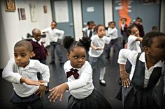 An inner-city charter-school network is using culture and creative expression to teach kids the Common Core standards. Will it work?