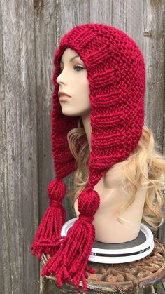 Baby Hats Knitting, Loom Knitting, Hand Knitting, Knitted Hats, Vogue Knitting, Knitting Videos, Knitting Machine, Vintage Knitting, Knit Crochet