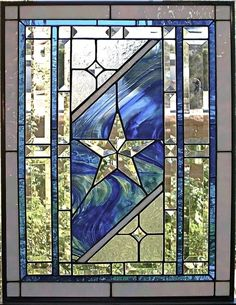 Stained+Glass+Window+Panels | Custom Made Traditional Stained Glass Window/Panel by Glassmagic ...