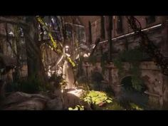 Overgrown Ruins - Unreal 4 Game Environment