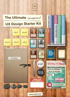 Got everything for a UX career? Check The Ultimate UX Design Starter Kit by @uxpin  #ux #uxdesign