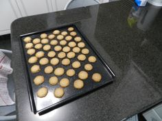 Le Petit Fillan Guest House, Sandton Upmarket Accommodation - #homeawayfromhome , another 7 minutes and the biscuits should be a nice gold brown.  Some people prefer them darker and more caramelized...
