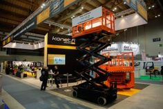 We help the communications and marketing of a company. Rocla Solutions launced Konet.fi online shop at the logistics trade fair 13.–15.9.2016 in Tampere Exhibition and Sports Centre (TESC) in Finland. Photo by Jukka Kolari, Coriosi www.coriosi.com