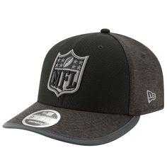 100% authentic d2079 9543d Men s NFL New Era Heathered Black Draft Rookie Premiere 9FIFTY Low Profile Adjustable  Hat, Your Price   39.99