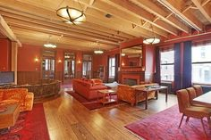 Fireside Delight - Taylor Swift's Tribeca Penthouse  - Photos