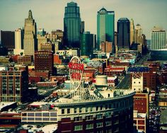 Such a great picture of downtown Kansas City