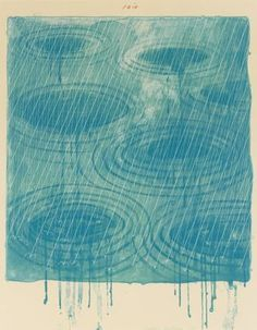 David Hockney - Rain