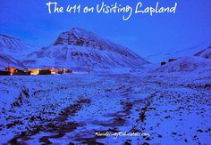 Polar night - Characteristic polar night blue twilight, Longyearbyen, Svalbard, Norway located at north. Longyearbyen, Axe De Rotation, December Solstice, Winter Solstice, 30 Days Of Night, Svalbard Norway, Luz Solar, First Day Of Winter, Polar Night