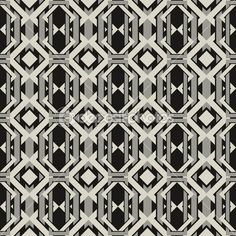 Abstract vintage geometric wallpaper pattern seamless background — Stock Vector #12817092