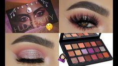 Huda Beauty Desert Dusk Palette Tutorial - Sofie Bella - YouTube
