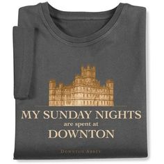 "By now your friends know you're not available on Sunday nights when ""Downton Abbey"" is on the air."