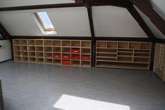 Bloß Holz Materialienschrank Grundschule