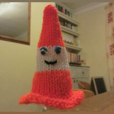 Innocent Big Knit Hat Patterns Connie Road Cone