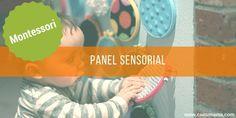 panel sensorial St Style, How Big Is Baby, Big Baby, Kids Education, Kids Bedroom, 3 Years, Activities, Sensory Book, Sensory Play