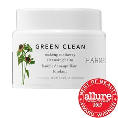 Green Clean Makeup Removing Cleansing Balm - Farmacy | Sephora