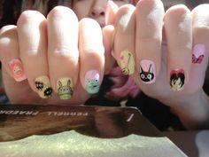 Studio Ghibli :)