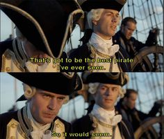 Pirates of the Caribbean: Curse of the Black Pearl. Still made by me.