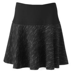 Apt. 9 Drop-Waist Ponte Skirt - Women's