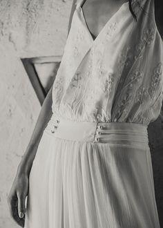 Robe de mariée Laure de Sagazan 2015 - Modèle Guitry 2