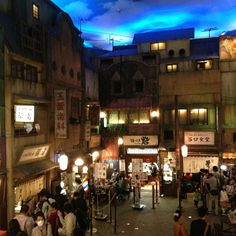 新横浜ラーメン博物館 (Shin-Yokohama Ramen Museum) en 神奈川県