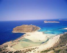Isola Gramvousa, Grecia