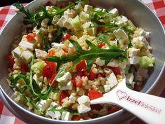 Diet Recipes, Vegetarian Recipes, Healthy Recipes, Healthy Food, Cobb Salad, Potato Salad, Potatoes, Vegan, Cooking