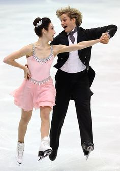 Meryl Davis and Charlie White- Ice Dancing costume inspiration for Sk8 Gr8 Designs