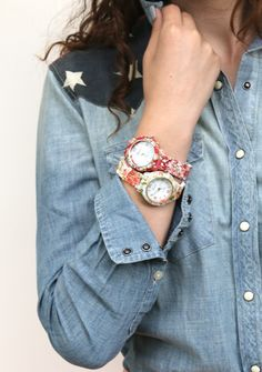 The May Floral Watch