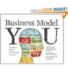 Business Model You: A One-Page Method For Reinventing Your Career: Timothy Clark, Alexander Osterwalder, Yves Pigneur: 9781118156315: Amazon.com: Books