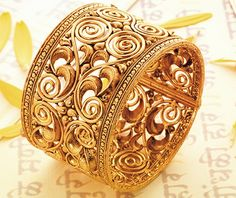 P N Gadgil & Sons (PNG): Light weight gold bangles designs for women with price in India. Buy online gold deginer bangles for daily use. Gold Bangles Design, Gold Jewellery Design, Handmade Jewellery, Designer Bangles, Designer Jewellery, Bridal Jewellery, Gold Kangan, Gold Armband, Gold Jewelry Simple