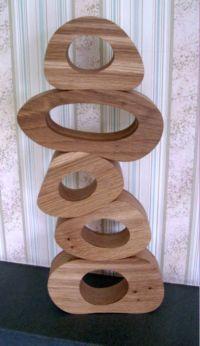 wooden sculpture 1