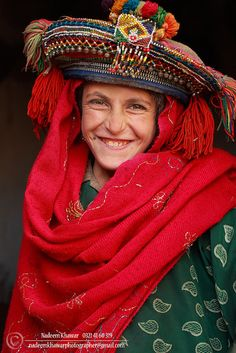 Child   Colors of Baltistan- Northern Pakistan.